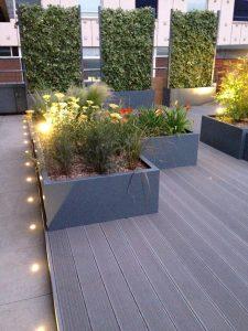 Rooftop Garden 9
