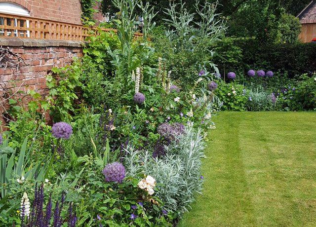 Garden Design in Wilmslow