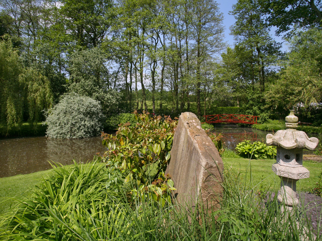 Garden Design in Knutsford