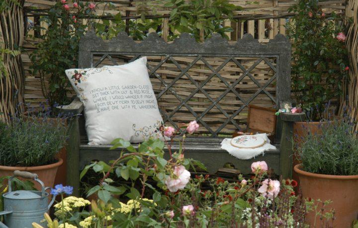 Garden Design in Telford