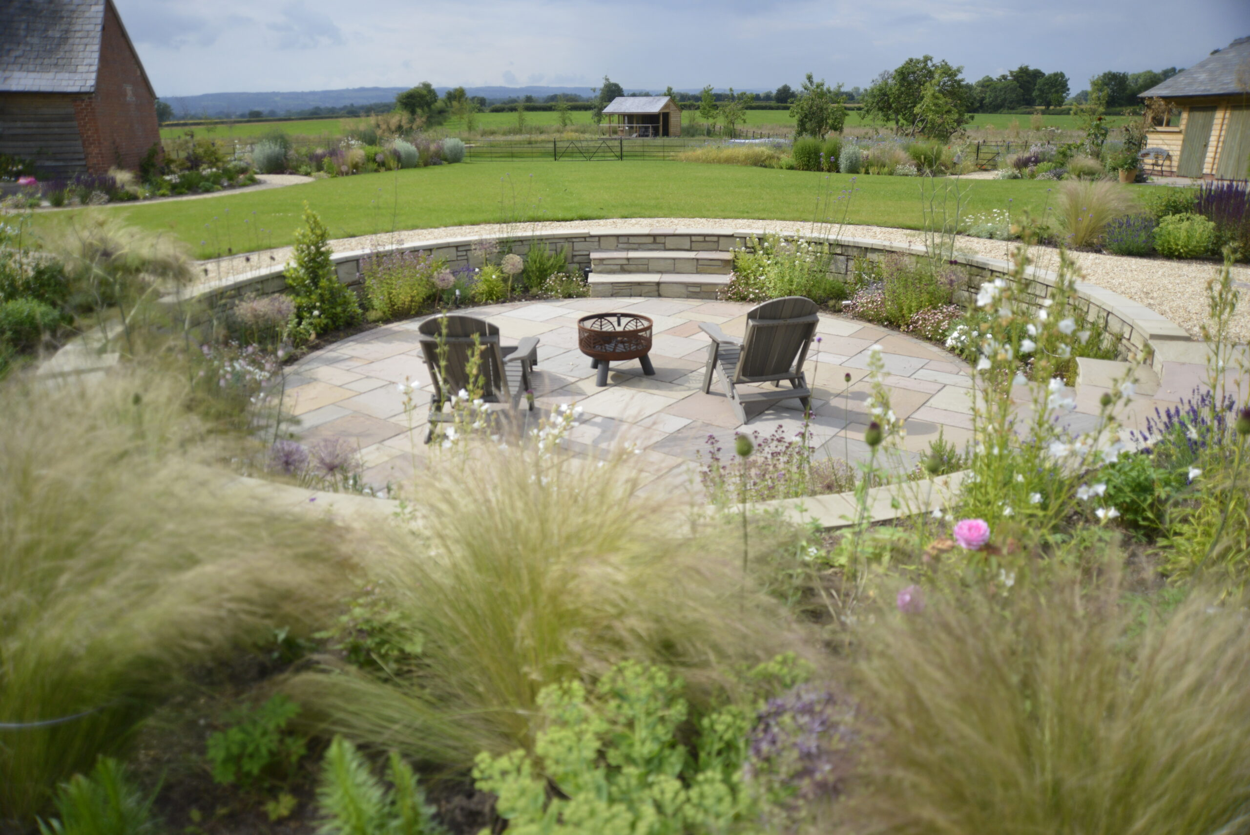 Garden Design in Chester